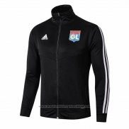 Giacca Olympique Lione 2019-2020 Nero